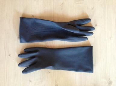 gants latex