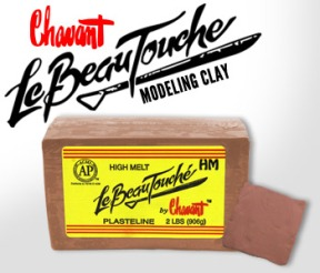 chavant le beau touche brown