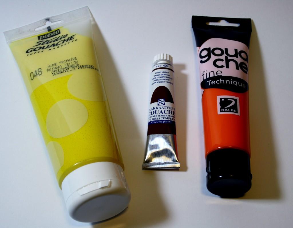 les couleurs, les peintures, les pinceaux etc? ? lemoulage - Difference Peinture Acrylique Et Vinylique